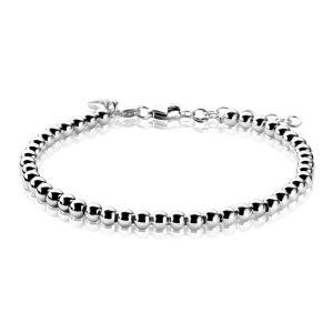 ZINZI zilveren armband ZIA1010 (Lengte 17 - 20 cm)