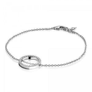 ZINZI zilveren armband ZIA1363 (Lengte 17-19cm)