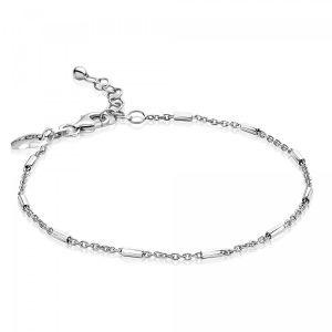 ZINZI zilveren armband ZIA1648 (Lengte 17-20cm)