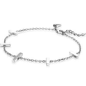 ZINZI zilveren armband ZIA1762 (Lengte 17-20cm)