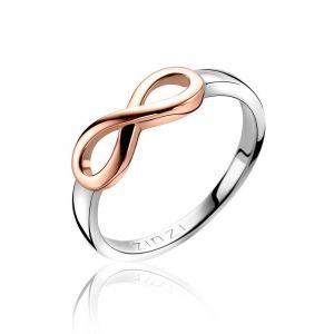 ZINZI ring ZIR1065R - Zilver 925