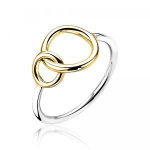 ZINZI ring ZIR1278G - Zilver 925