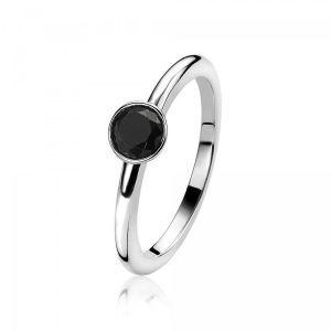 ZINZI ring ZIR1298Z - Zilver 925 - Zirkonia