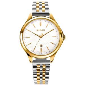 ZINZI horloge ZIW1034 Classy + gratis armband t.w.v. €29,95