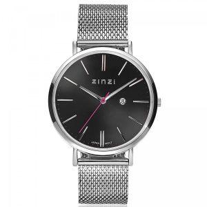 ZINZI horloge ZIW401M Retro + gratis armband t.w.v. €29,95
