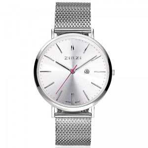 ZINZI horloge ZIW402M Retro + gratis armband t.w.v. €29,95