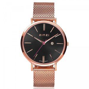 ZINZI horloge ZIW404M Retro + gratis armband t.w.v. €29,95