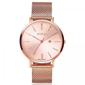 ZINZI horloge ZIW405M Retro + gratis armband t.w.v. €29,95