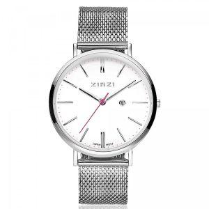 ZINZI horloge ZIW406M Retro + gratis armband t.w.v. €29,95