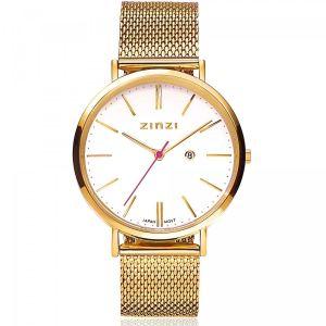ZINZI horloge ZIW407M Retro + gratis armband t.w.v. €29,95