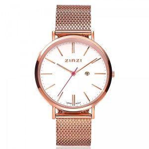 ZINZI horloge ZIW408M Retro + gratis armband t.w.v. €29,95