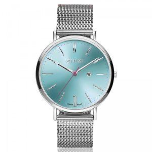 ZINZI horloge ZIW411M Retro + gratis armband t.w.v. €29,95