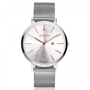 ZINZI horloge ZIW412M Retro + gratis armband t.w.v. €29,95