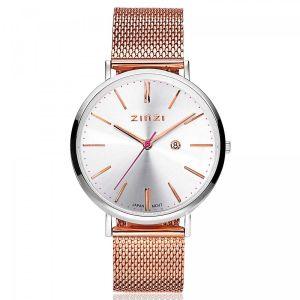 ZINZI horloge ZIW412MR Retro + gratis armband t.w.v. €29,95