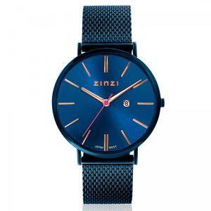 ZINZI horloge ZIW414M Retro + gratis armband t.w.v. €29,95