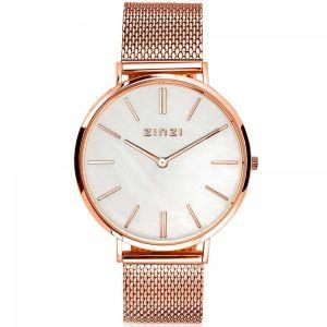 ZINZI horloge ZIW418M Retro + gratis armband t.w.v. €29,95