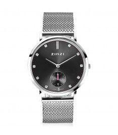 ZINZI horloge ZIW424M Retro Crystal + gratis armband t.w.v. €29,95