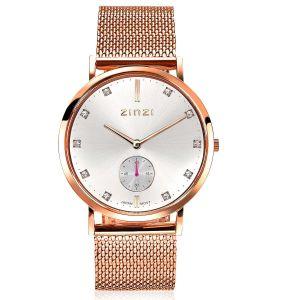 ZINZI horloge ZIW426M Retro Crystal + gratis armband t.w.v. €29,95