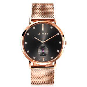 ZINZI horloge ZIW427M Retro Crystal + gratis armband t.w.v. €29,95