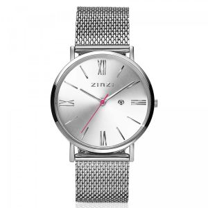ZINZI horloge ZIW502M Roman + gratis armband t.w.v. €29,95