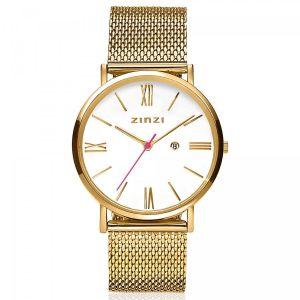 ZINZI horloge ZIW507M Roman + gratis armband t.w.v. €29,95