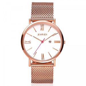 ZINZI horloge ZIW508M Roman + gratis armband t.w.v. €29,95