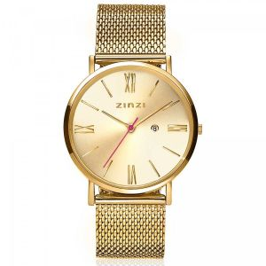 ZINZI horloge ZIW510M Roman + gratis armband t.w.v. €29,95