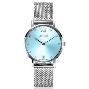 ZINZI Lady Crystal horloge 28mm ZIW645M + gratis armband t.w.v. €29,95